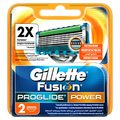 Кассеты GILLETTE FUSION Power (упак 2шт)   /10